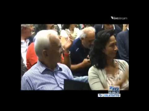 Presentazione torneo Camozzi Italian Open 2014