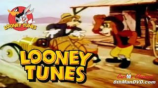 LOONEY TUNES (Looney Toons): Gold Rush Daze (1939) (Remastered) (HD 1080p)
