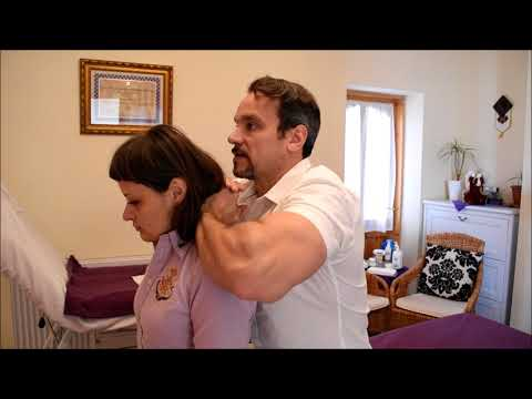 Andras Kovacs-Magyar's massage method presented by Istvan Hrepka
