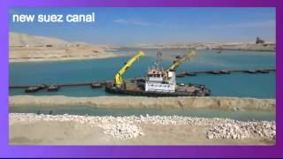 Archive new Suez Canal: drilling and dredging in  in the February 6, 2015