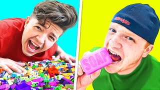 CRAZY WOULD YOU RATHER CHALLENGE!