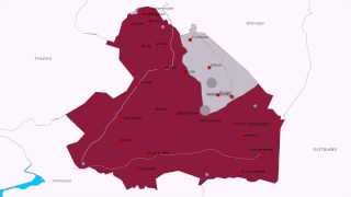 Topografie Provincie Drenthe