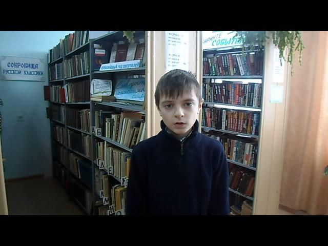 Изображение предпросмотра прочтения – ВладимирФокин читает произведение «Бородино» М.Ю.Лермонтова