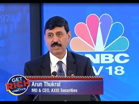 Get Rich with CNBC TV18 & AxisDirect - Mumbai – Ghatkopar Episode