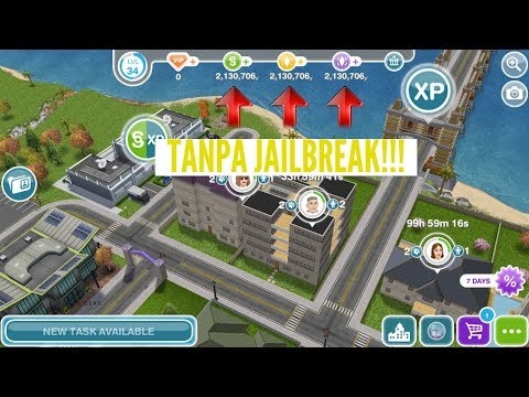 THE SIMS FREEPLAY FREE UNLIMITED SIMOLEONS, LIFESTYLE POINTS & SOCIAL POINTS
