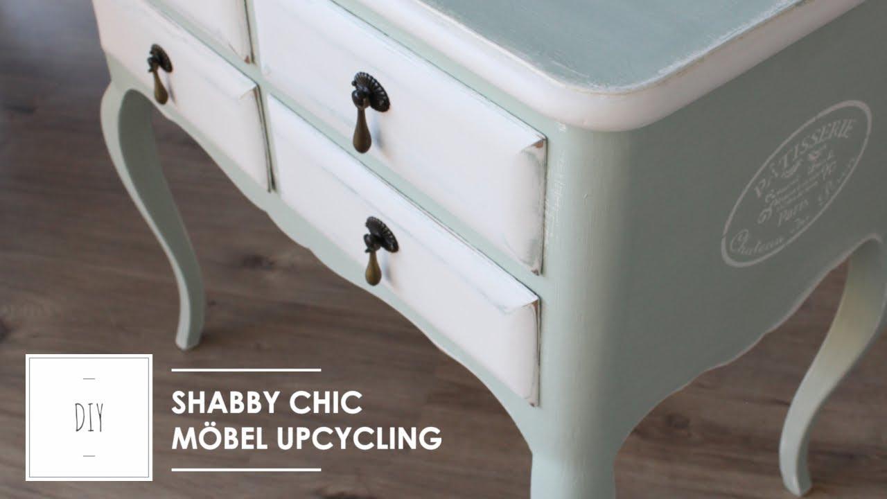 shabby chic möbel upcycling ☆ DIY ☆ kreidefarbe ☆ zaubervolles.ch ...