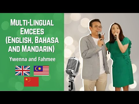 Multi-Lingual (English, Bahasa and Mandarin Emcees) feat Ywenna and fahmee - MERRY BEES