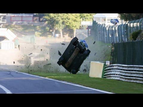 Best Of MOTORSPORT 2019   Terrifying CRASH COMPILATION / *Live*   NO MUSIC