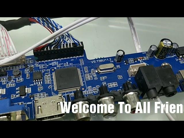 VS.T56U11.2 New Version2018 No Need USB Software
