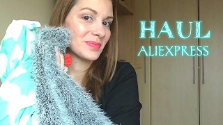 COMPRAS EN ALIEXPRESS / HAUL