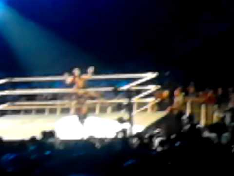 Alicia Fox attacks Tony Chimel