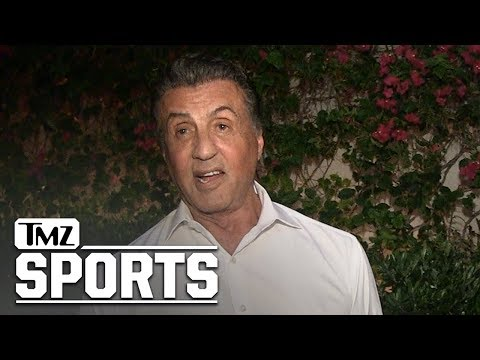 Sylvester Stallone '99 Percent Certain' Mayweather Pacquiao Rematch Will Happen   TMZ Sports