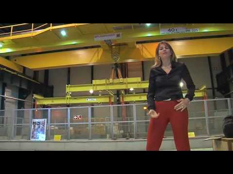 LHC News - April 16, 2009 - Last dipole in tunnel