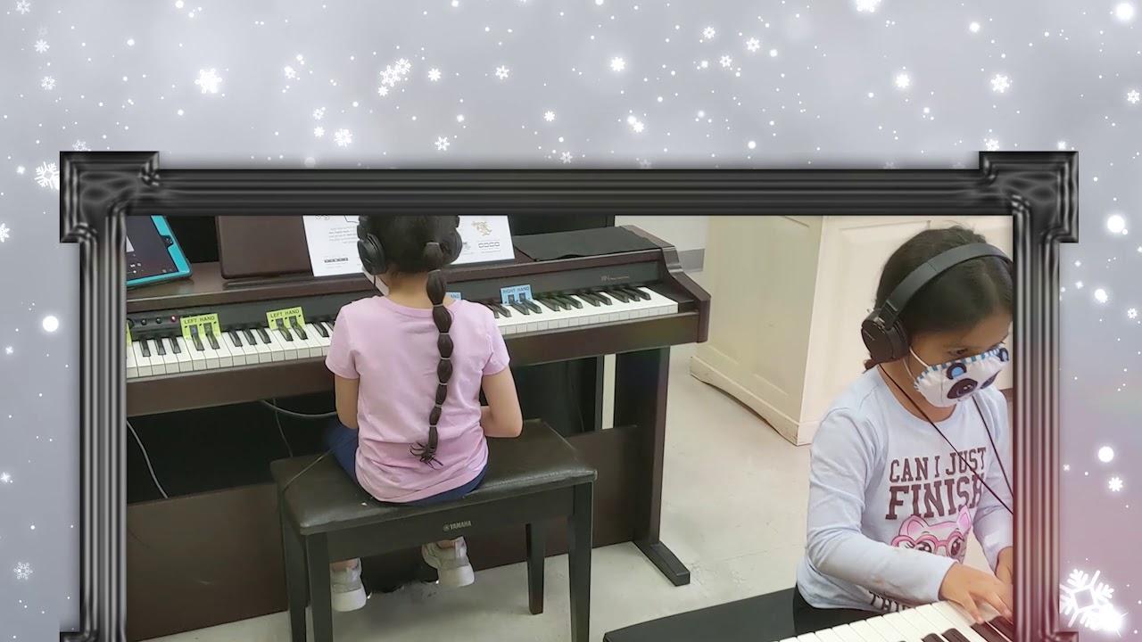 The Music Never Stops at McAllen Piano Studio