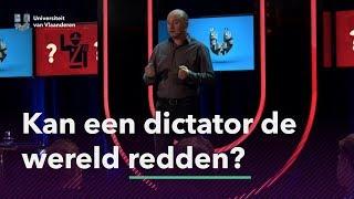Kan een dictator de wereld redden?