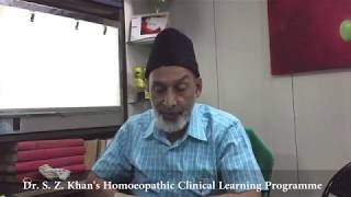 Treatment for allergy in Homoeopathy with their indicated medicines- Dr. S. Z. Khan
