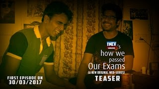 How we passed our Exams (3 Episodes) | Web Series | TMCV Humorously Sarcastic