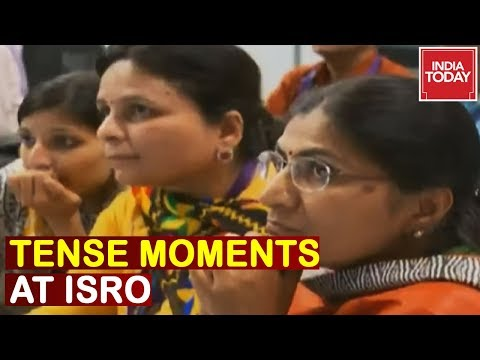 Tense Moments At ISRO As Vikram To Touch Moon | Chandrayaan 2 Landing Updates