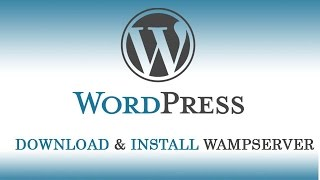 1.) WordPress Tutorials in Hindi / Urdu - How to Download and Install Wamp Server
