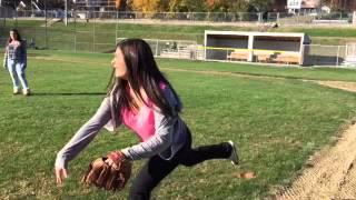 How to play softball the: THE BASICS
