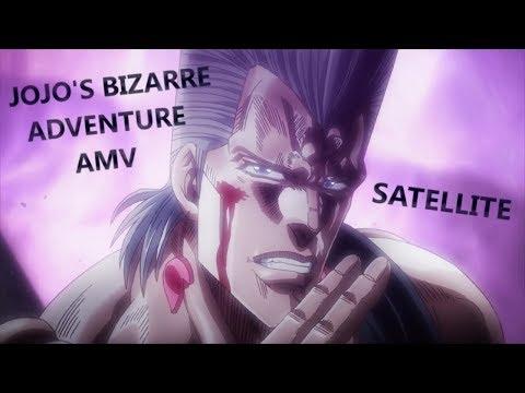 [Jojo's Bizarre Adventure AMV] Satellite - AniNite 2015