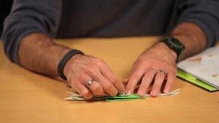 Zombie Origami Lesson - Seymour Guts
