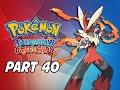 Pokemon Omega Ruby & Alpha Sapphire Walkthrough Part 40 - Mega Blaziken & Sea Mauville