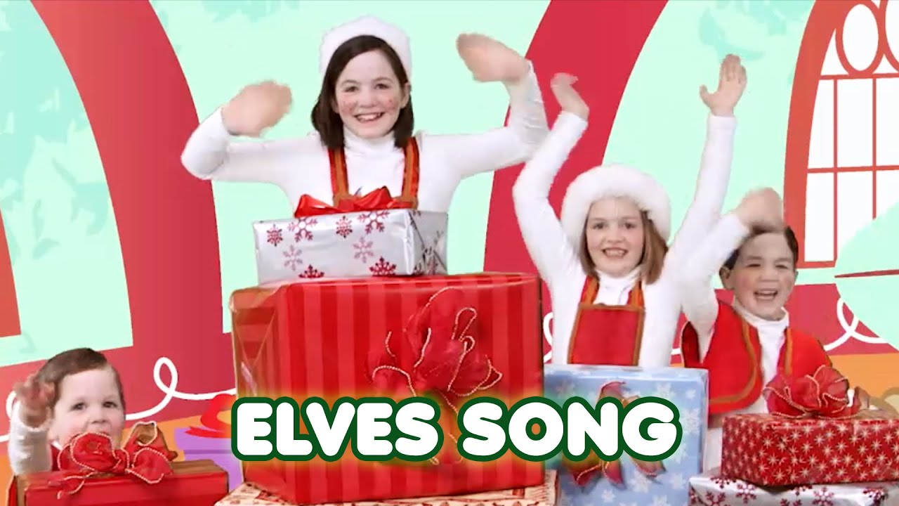 Christmas Elves Song | Christmas Songs | Christmas Carols - YouTube
