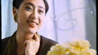 fujifilm富士 港姐(陳法蓉,朱潔儀,梁佩瑚,翁慧德)1989