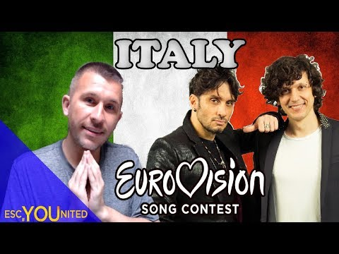 Italy in Eurovision: All songs from 1956-2018 (REACTION)
