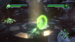 Green Lantern: Rise of the Manhunters - Co-op Gameplay