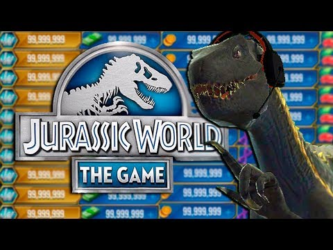 Why I HACKED Jurassic World: The Game