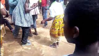 DRUMMING AND DANCING OF LOHSO TRIBE GHANA