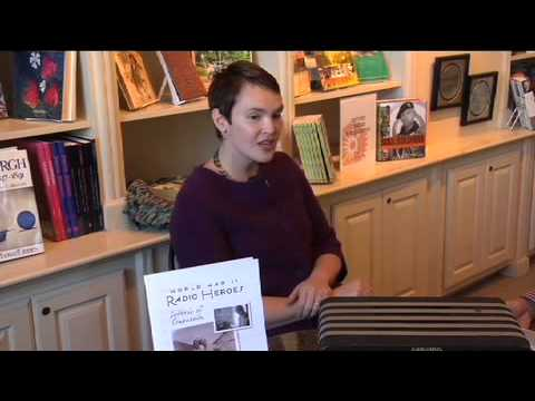 """Interview with Lisa Spahr - Author of """"Word War II..."""