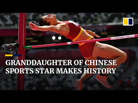 History-making Chinese athlete fulfils grandmother's Olympic dream