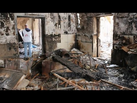 Pentagon releases report on botching bombing of hospital in Afghanistan