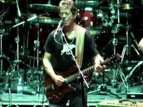 Lou Reed – Pale Blue Eyes – Roma 2011