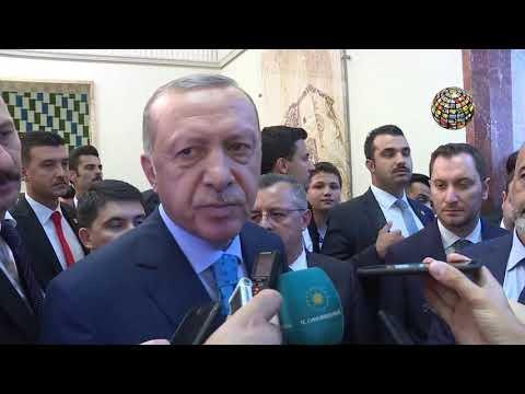 Erdoğan Mesut Özil ile telefon konuşmasını anlatı