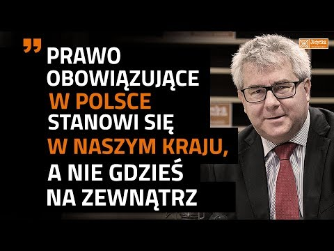 Ryszard Czarnecki: Polska nie jest wymieniona w ustawie 447