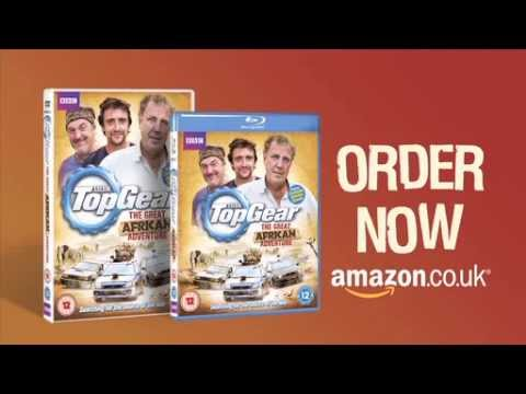 Top Gear: The Great African Adventure COMING SOON to DVD / Blu-ray