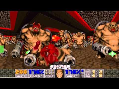 Doom 2 - Sunder, Speedrun[TAS], D2All in 34:19