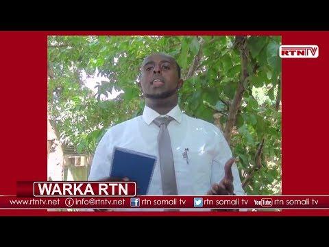 RTN TV: Gudoomiyaha Xisbiga Wadani ee South Sudan Cabdiqani M. aadan oo Arimo badan ka hadlay
