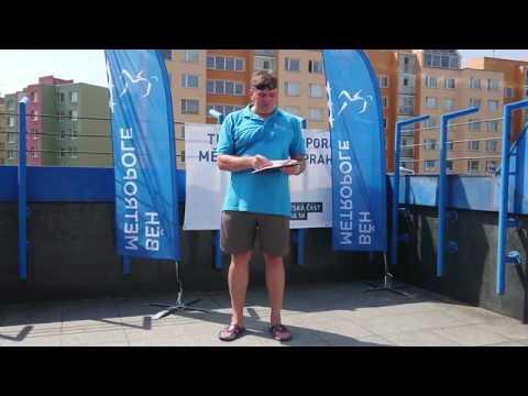 pozvánka na BĚH METROPOLE MČ Velká Chuchle 25.8. 2018