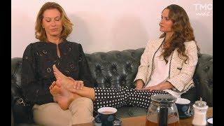 Carole Dechantre/Audrey Moore 2 Feet/pieds In Les Mystères De L'amour (new Season)