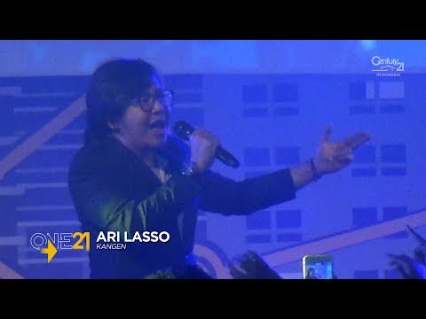 Ari Lasso - Kangen (One21 2018 #JoinTheConnection)