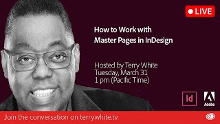 How to Use Master Pages in InDesign