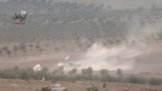 Расстрел террориста-неудачника 18+ ll Сирия война/Syria War