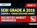 SEBI Grade A 2018 | Foreign Exchange Market [Part-II] | Securities Market
