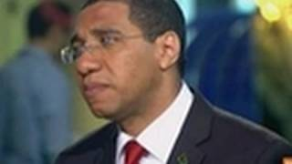 Holness Says China Investment Will Aid Jamaica Growth