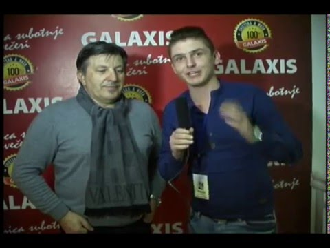 SERIF KONJEVIC - INTERVJU ZA BET RADIO